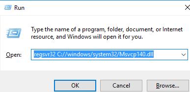 Télécharger Msvcp140.dll Fichier Gratuit Installer