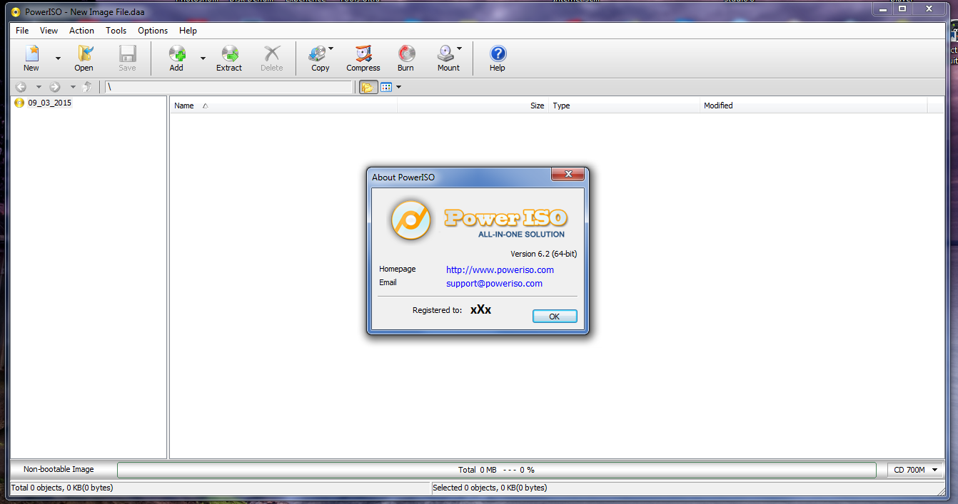 PowerISO 7 4 + Crack + keygen + PORTABLE (FULL)