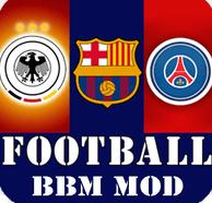 BBM Mod Club Sepak Bola Versi Terbaru 2016