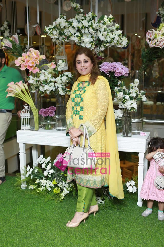 Launching of Sonia Azhar Summer Lawn Collection 2016