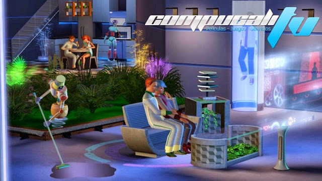The Sims 3 Into the Future Limtied Edition PC Full Español