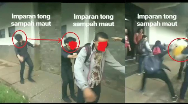 Miris!! Video Aksi Bully Mahasiswa Universitas Gunadarma Gegerkan Jagad Maya