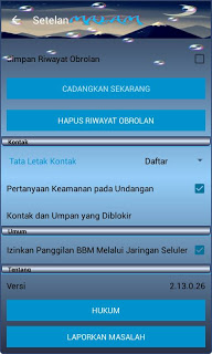 BBM OFFICIAL PLUS 2 V2.13.0.26 APK