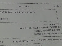Perjalanan Program Bayi Tabung (IVF) Part 7: Tata Cara Pendaftaran Dan Alur Pemeriksaan Estradiol Dan USG Abdomen Di Klinik Ferina Surabaya!