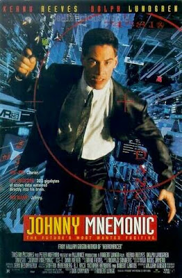 Sinopsis film Johnny Mnemonic (1995)