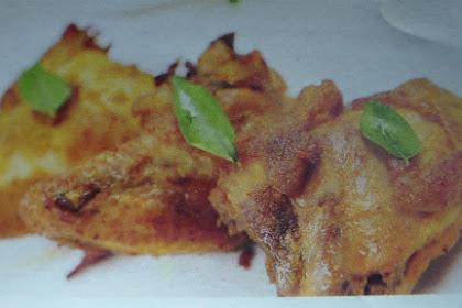 Resep Masakan Ayam Goreng Khas Aceh