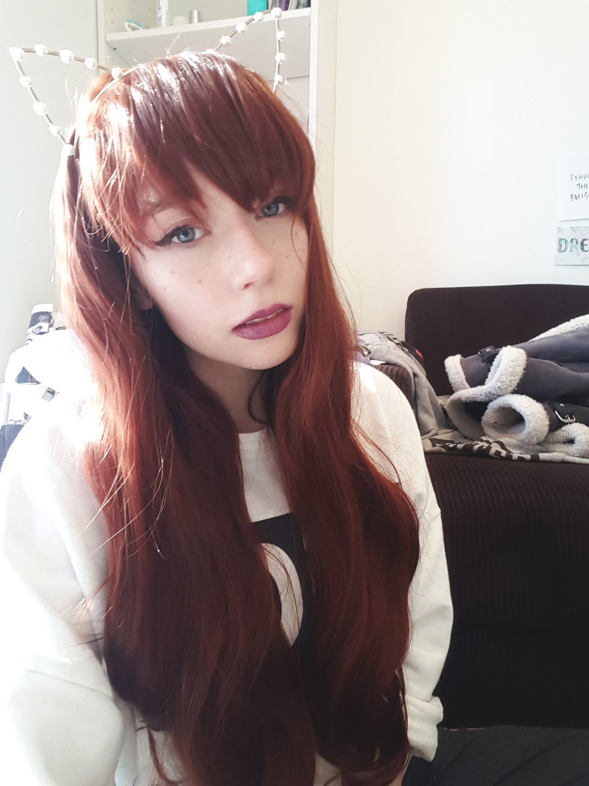 lockshopwigs review sylph style mahogany