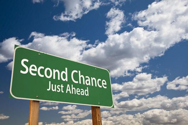 kesempatan kedua