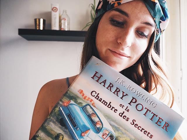 Harry Potter et la chambre des secrets édition illustrée par Jim Kay