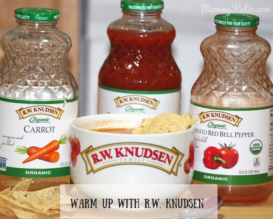 #Giveaway Holiday Menu: Warm Up With R.W. Knudsen (2 Winners!)