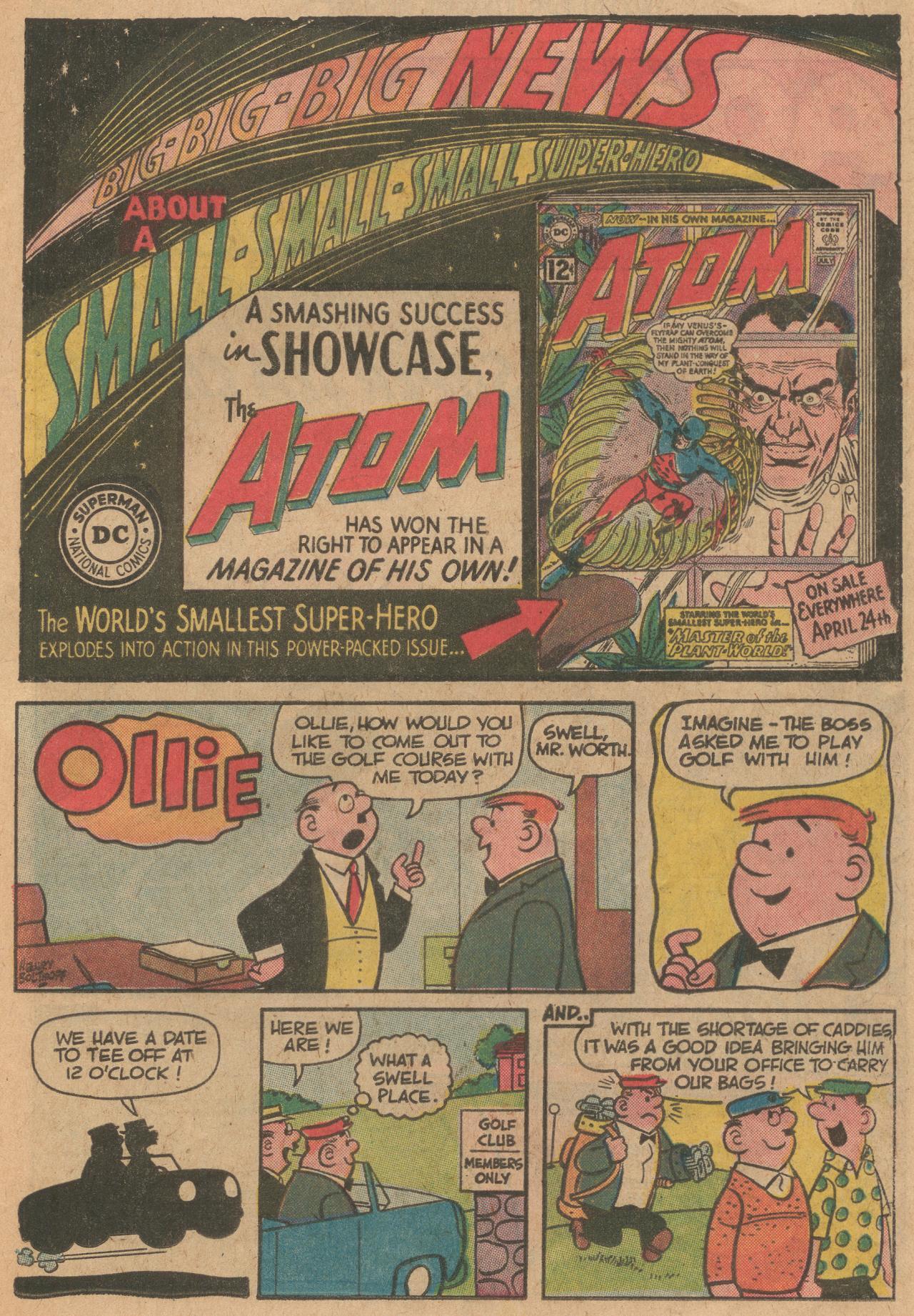 Read online World's Finest Comics comic -  Issue #126 - 15