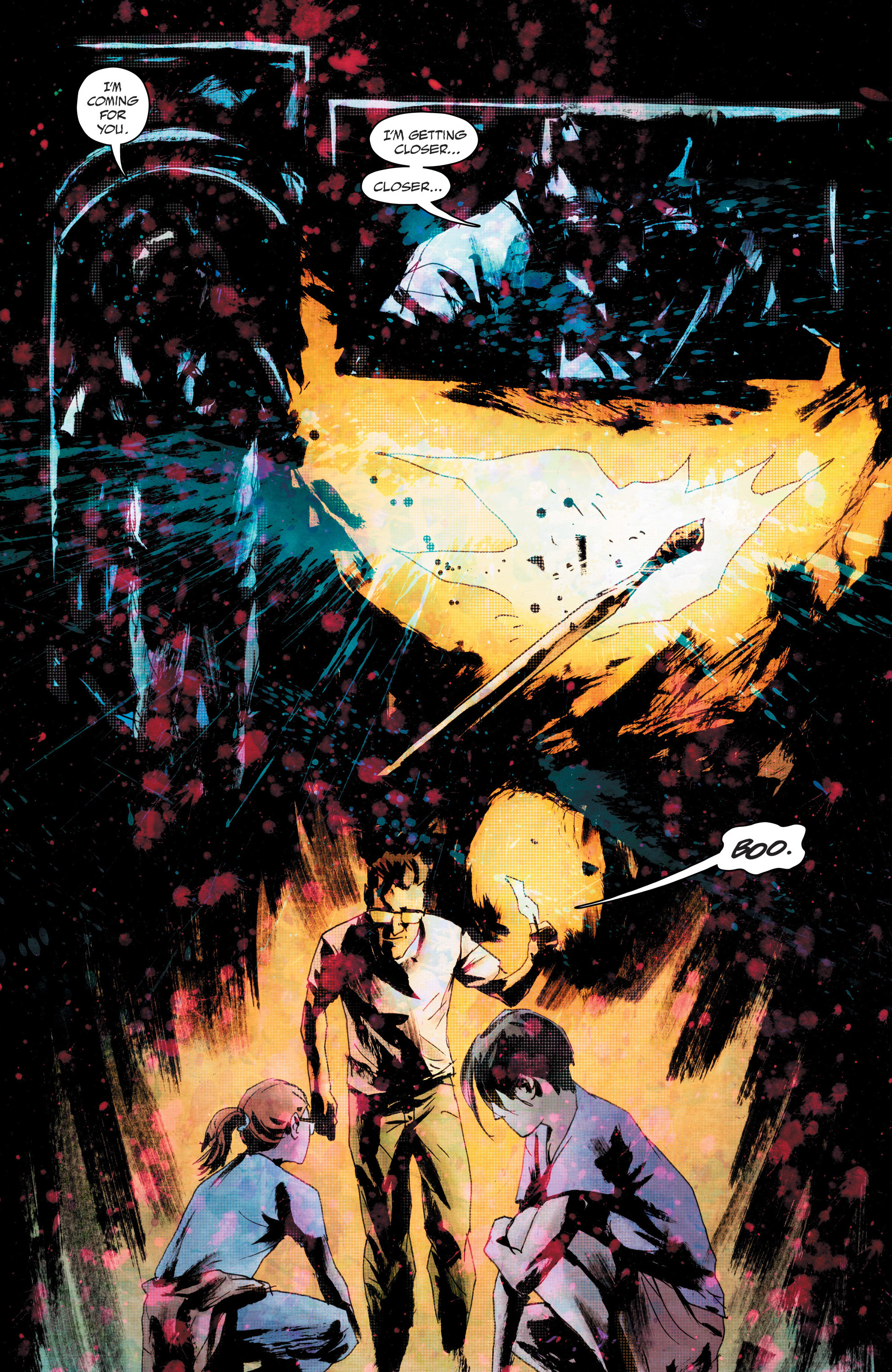 Read online Wytches comic -  Issue #3 - 3