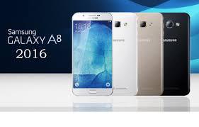 مواصفات هاتف سامسونج جلاكسي A8   2016