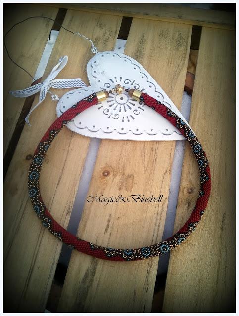 beadcrochet necklace