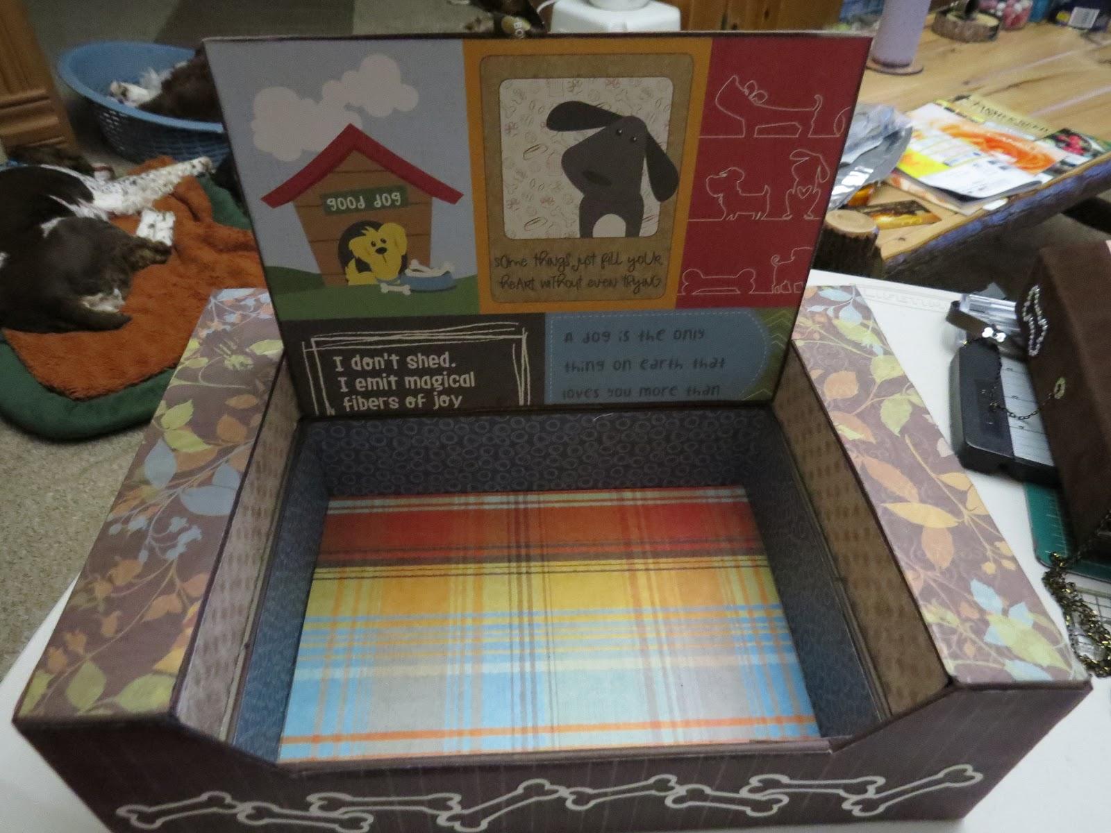 Marjis Stuff: PET Paradise ~ Springer Spaniels