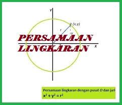 Soal Ulangan Harian Matematika Kelas 11 Kurikulum 2013 Persamaan Lingkaran