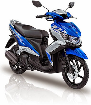 Spesifikasi dan Harga Motor Yamaha GT 125 Terbaru Juni 2015