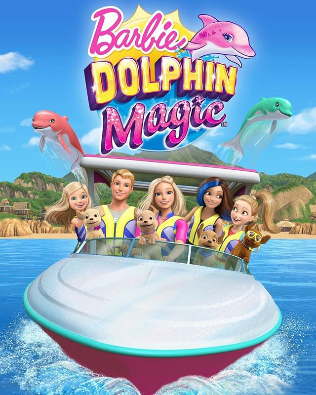 Barbie: Cá Heo Kỳ Diệu - Barbie: Dolphin Magic (2017)