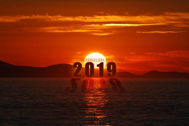 Selamat 2019 Tinggal 2018