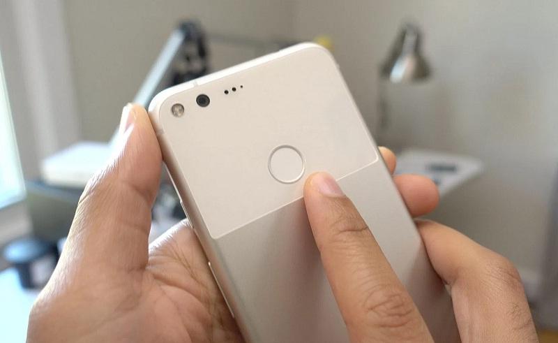 How to Use Fingerprint on Google Pixel