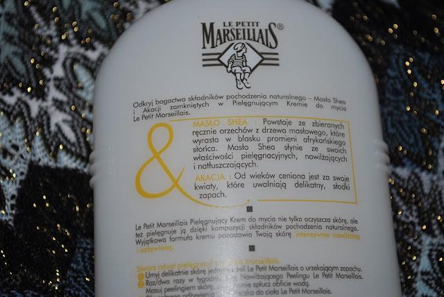 Le-petit-Marseiliais-masło-shea-akacja