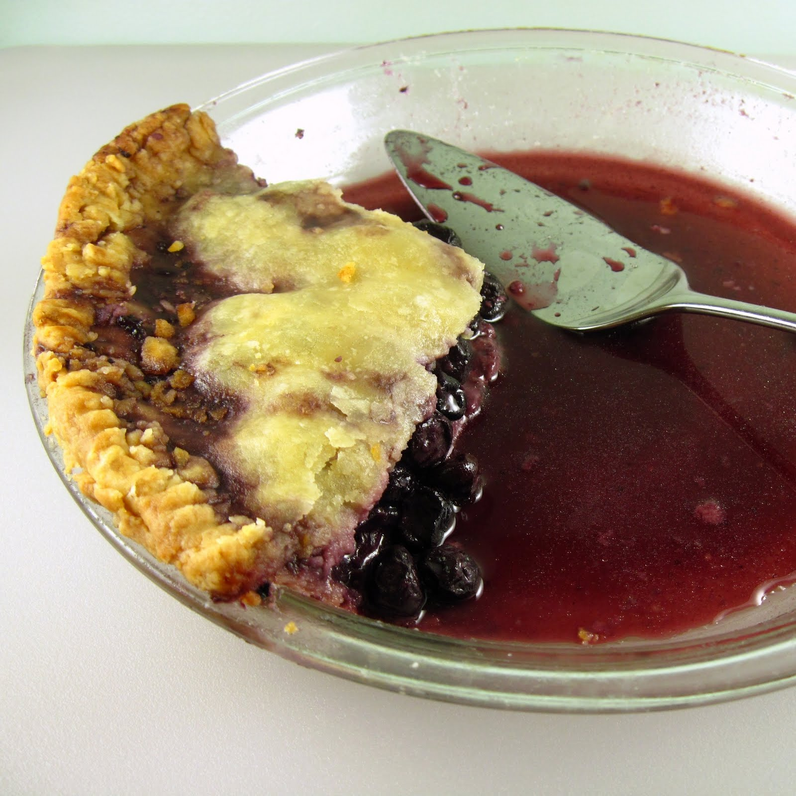 Keeping It Simple (KISBYTO): National Blueberry Pie Day