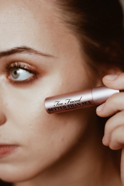 tusz do rzes too faced
