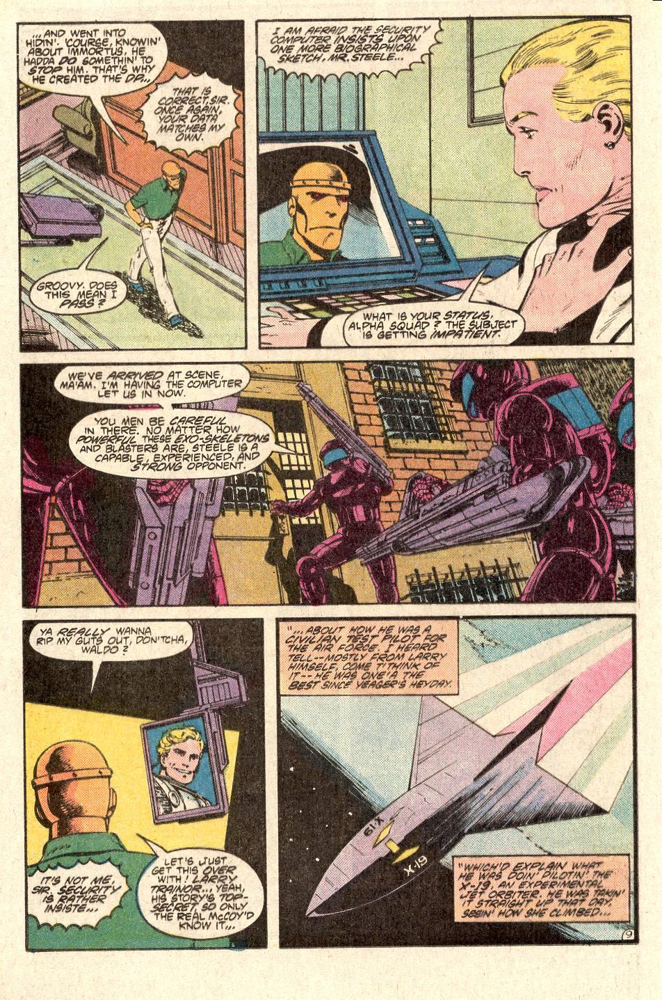 Read online Secret Origins (1986) comic -  Issue # _Annual 1 - 10