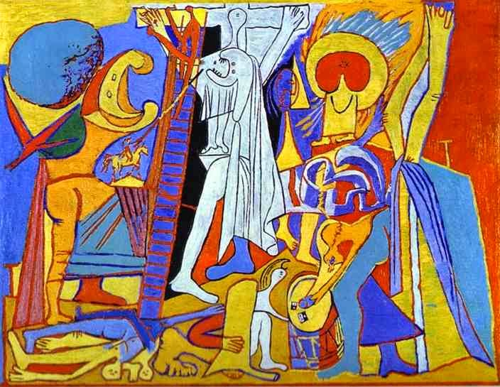 pablo picasso and cubism style