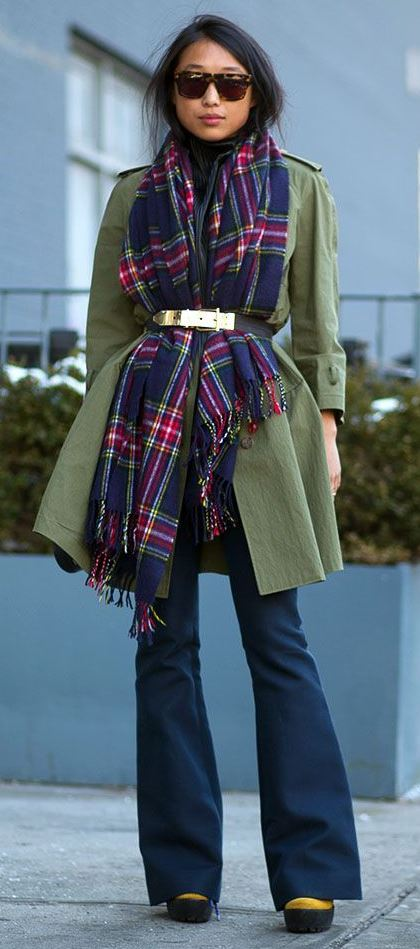Look Amazing In New Popular Winter Fashion Trends