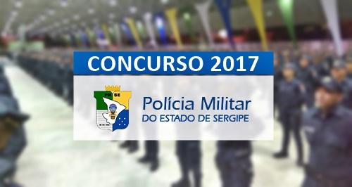 Concurso PM-SE 2017 Soldado