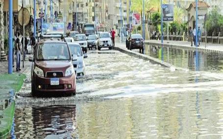 مفاجأة صادمة من الأرصاد للمصريين بشأن سوء حالة الطقس