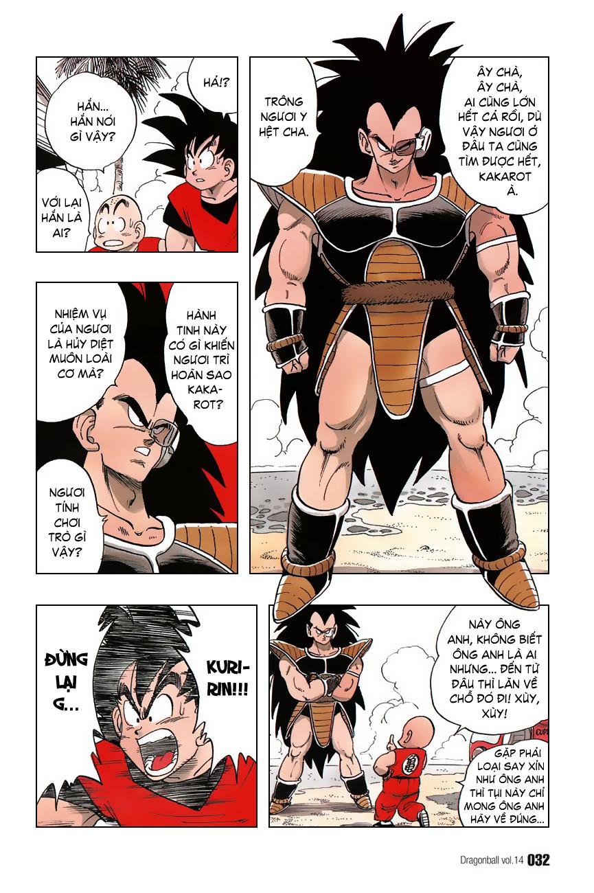 Dragon Ball chap 196 trang 14