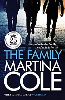 Book Review: The Family, by Martina Cole, 4 stars