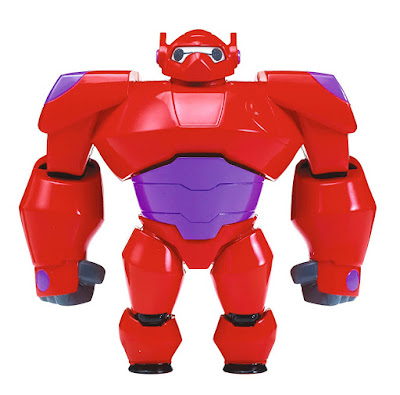 Bandai Big Hero 6 Squish to Fit Baymax Set