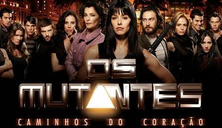 """Novela """"Os Mutantes: Caminhos do Coração"""" (2008)."""
