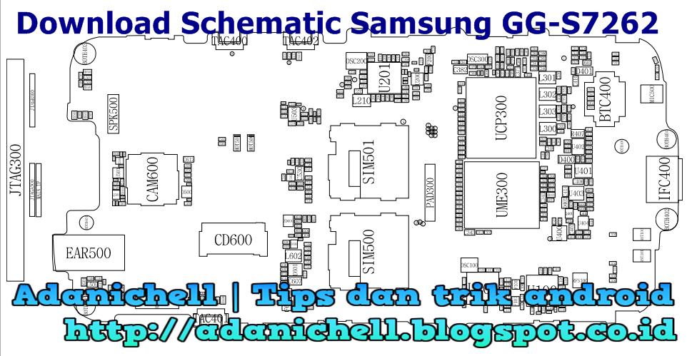 Download    Schematic       Samsung    GG   S7262     ADANICHELL