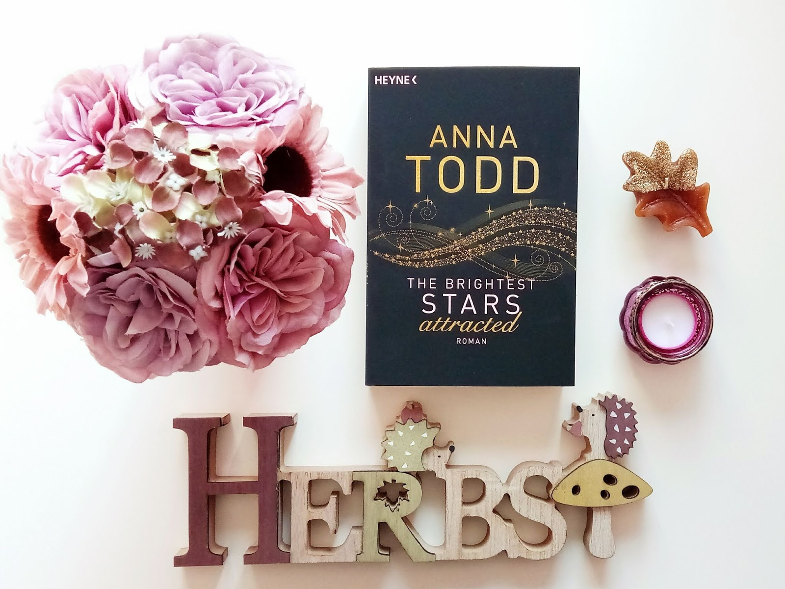 {Rezension} The Brightest Stars - attracted | Anna Todd | WERBUNG