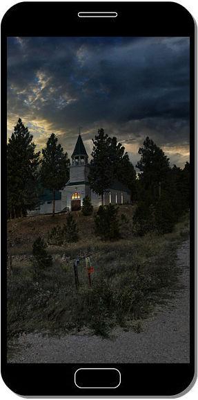 Far Cry 5 Chapelle - Fond d'Écran en QHD pour Mobile
