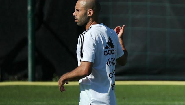 Argentina: Di Maria et Mascherano in the start lineup
