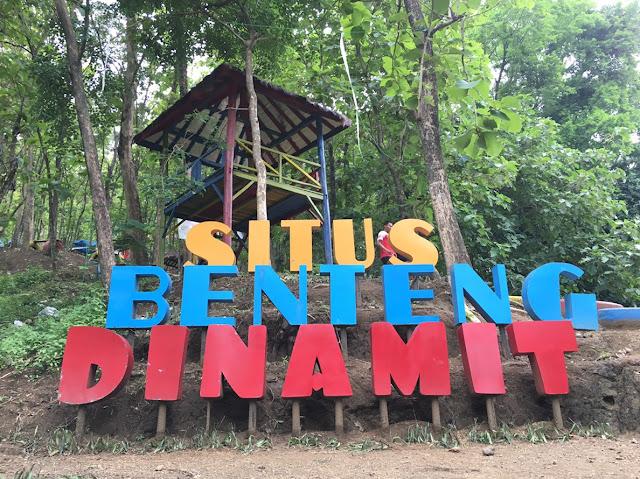 Situs Benteng Dinamit Malahayu