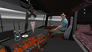 Kenworth K-100 update 2.0 + new interior edit
