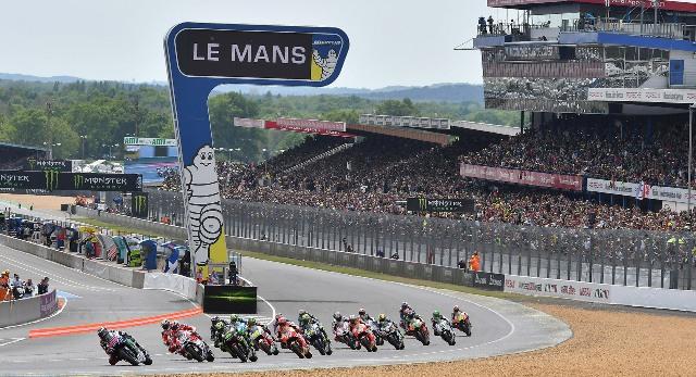 Jadwal MotoGP Le Mans Prancis Jumat-Minggu 19-21 Mei 2017