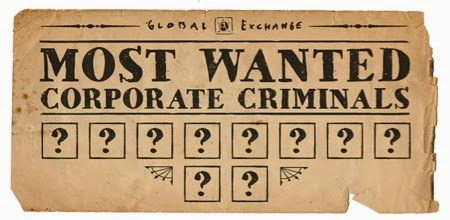 From Aceh to Myanmar: Global Exchange's 2014 Most Wanted List Names