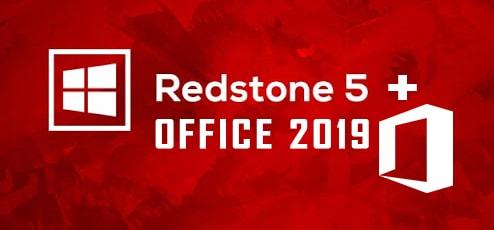 Download Windows 10 Pro 64 Bit RS5 incl Office 2019