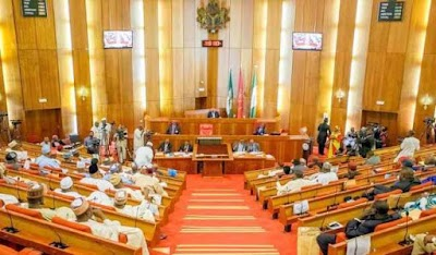 Breaking: APC, PDP senators clash over militarization of elections