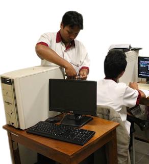 Pekerjaan Teknisi Komputer