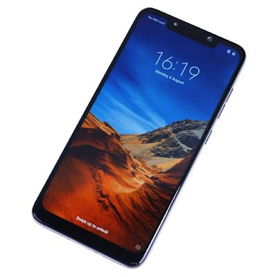 Video Unboxing Xiaomi PHOCOPHONE F1 Beredar di Youtube