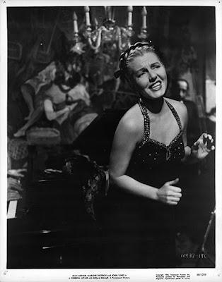 A Foreign Affair 1948 Jean Arthur Image 1