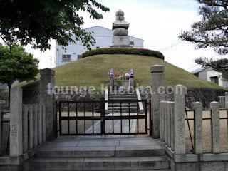 Monumen Mimizuka Kyoto, Jepang